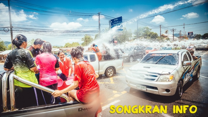 Songkran, 2016, New Year, Water Festival, Info, dates, locations