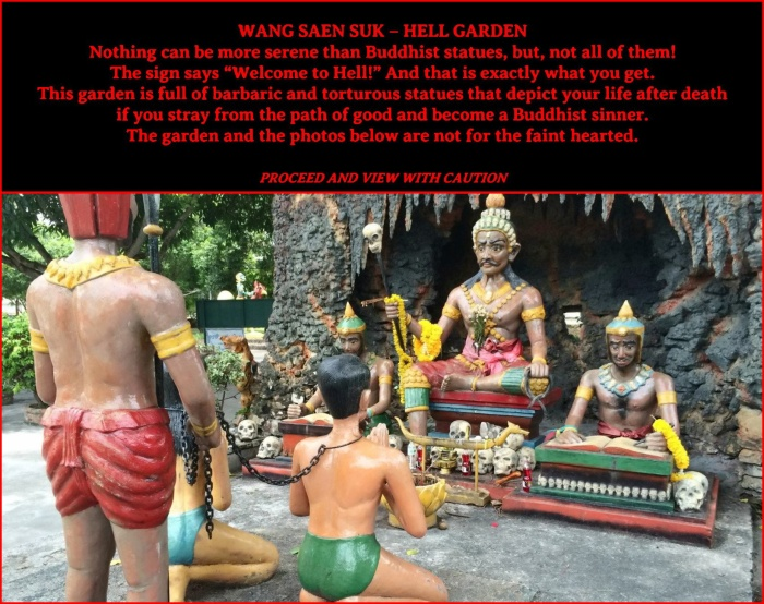 Wang-Saen-Suk-Hell-Garden-buddhist-statues-Thailand