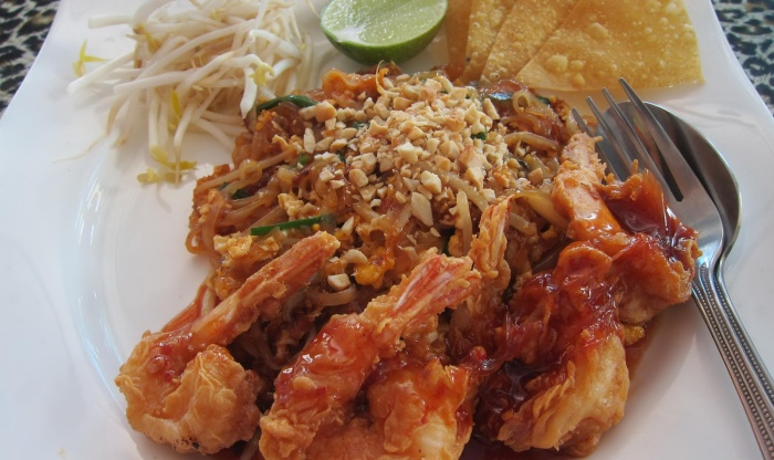 69, restaurant, fishermans, village, bophut, samui, eating, rest