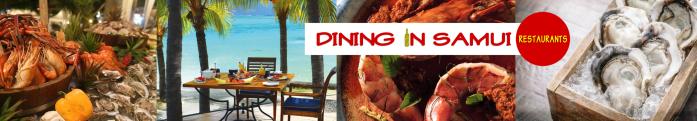 dining in samui, restaurants, eating.banner2