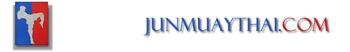 junmuaythai logo