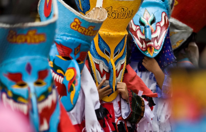 Thailand's Ghost Festival