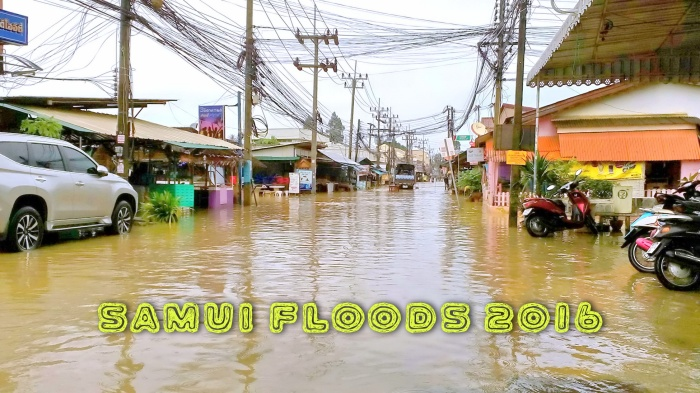 koh samui floods, island info samui, 2016, 2017