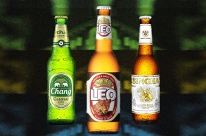 leo, chang, singha, thai, beers, best, top, top BEERS