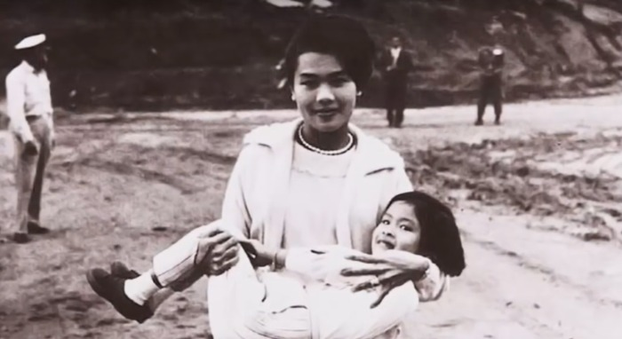 Photo taken by King Bhumibol, Rama IX, of Thailand.