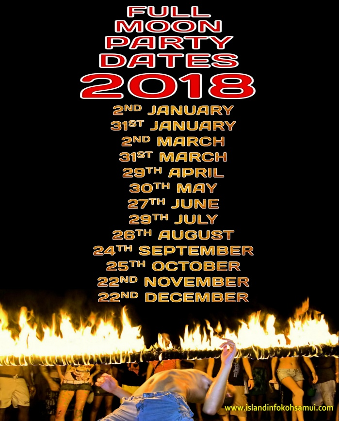 2018-full-moon-party-DATES-SCHEDULE-CALENDAR-tickets-transport